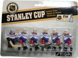 Eishockey Team New York Rangers