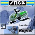 Stiga Snow Racer Snowracer RAPTOR Kinder Skibob Bob